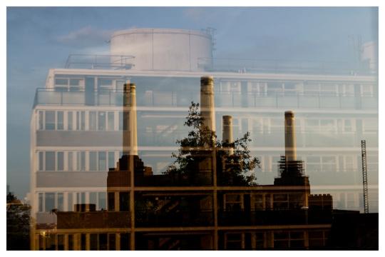 London: Battersea and Churchill Gardens