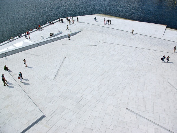 Oslo: Opera House (Point of View)