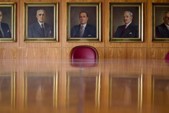 São Paulo: Chair Men (Jockey Club)