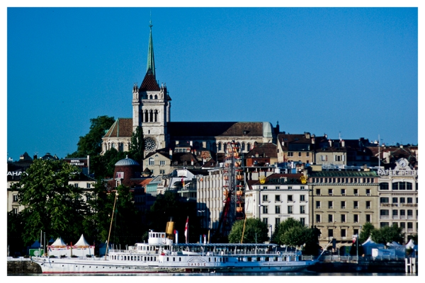 Genève: Cathedral