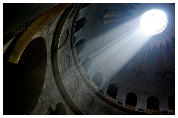 Jerusalem: He sees it all