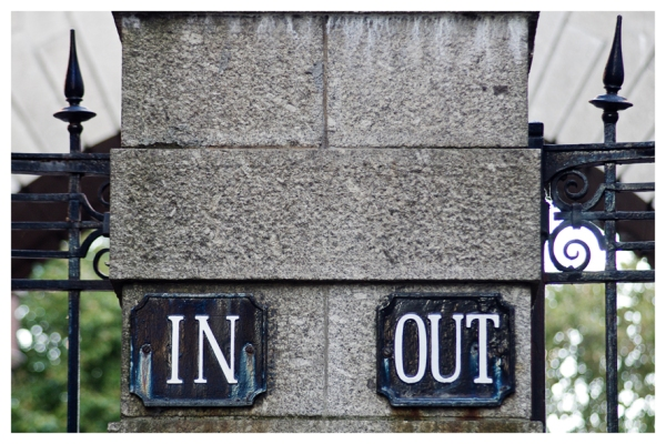 London: In | Out