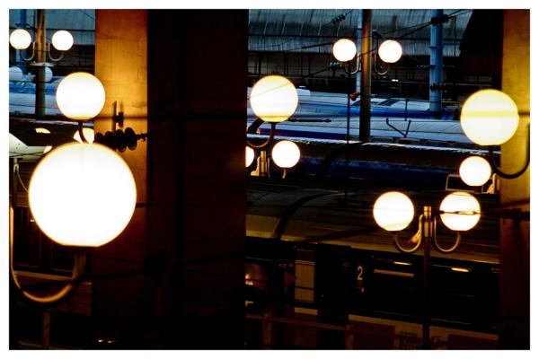 Paris: Gare de Lyon, 2009