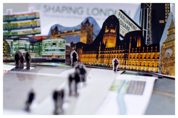 London: Shaping your City