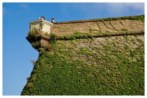 Barcelona: Castell de Montjüic, 2008