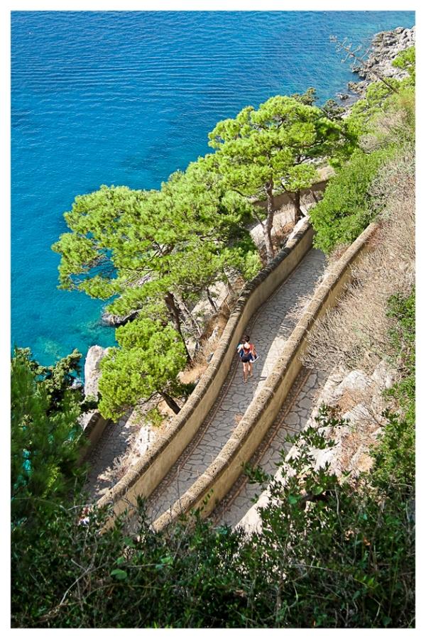 Capri: Via Krupp
