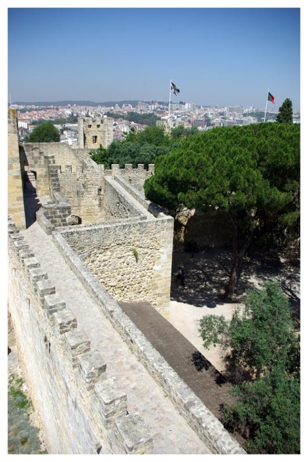 Lisbon: St. George's Castle