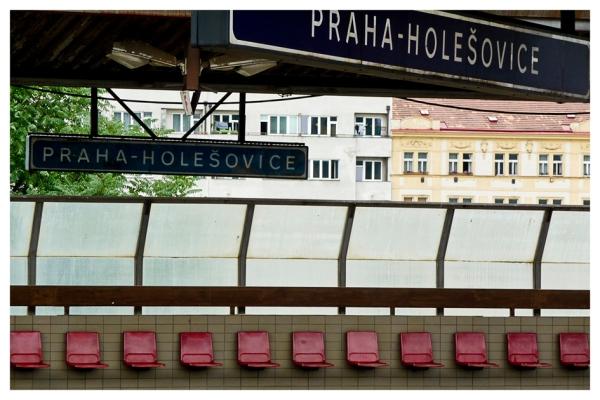 Prague: Praha-Holesovice