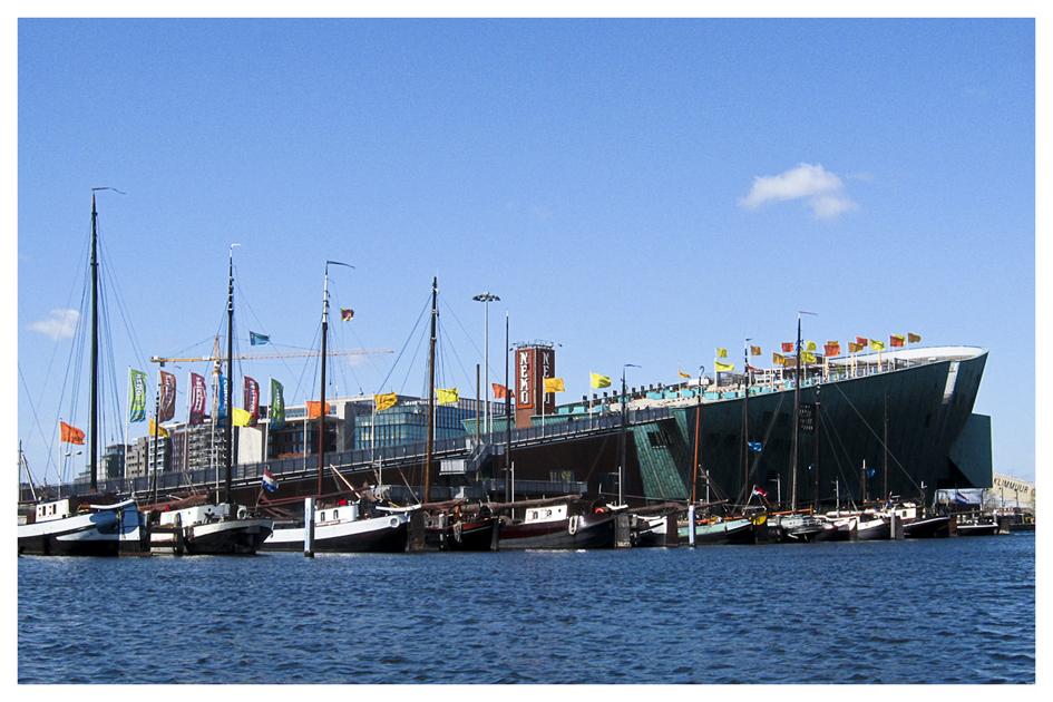 Amsterdam: NEMO