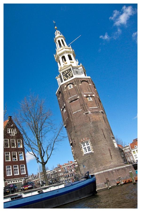 Amsterdam: Montelbaanstoren