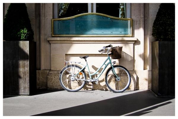 Paris: vélo, Rivoli