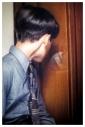 Erwin Olaf: The Keyhole (Boy)