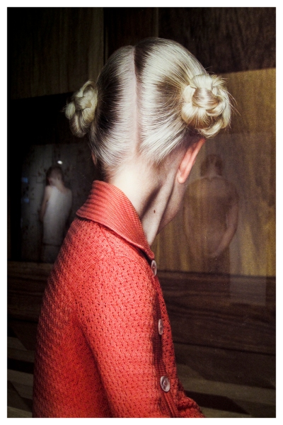 Erwin Olaf: Keyhole (Girl)