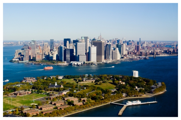 New York: Downtown & Governor's Island