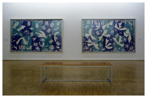 Paris: Sente VII (Picasso)