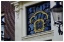 Amsterdam: Oude Kerk torenuurwerk (Not Really There)