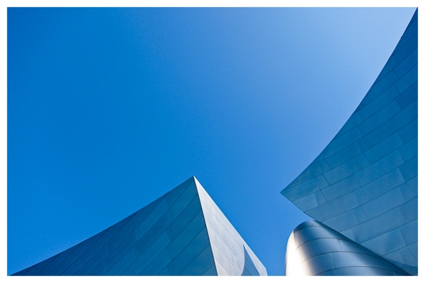 Los Angeles: Walt Disney Concert Hall