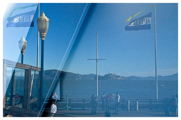 San Francisco: Alcatraz & Pier 39 (Not Really There)