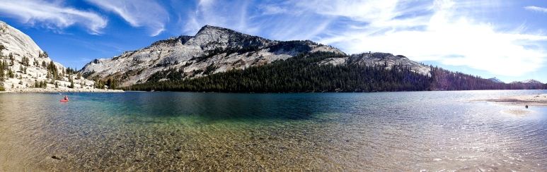 Yosemite Park: Tenaya Lake