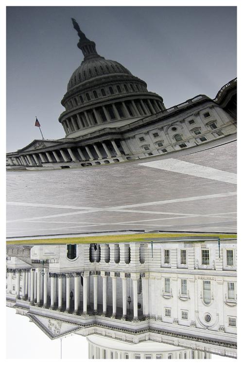Capitol (Not Really There)   Washington, DC   Jaime Scatena