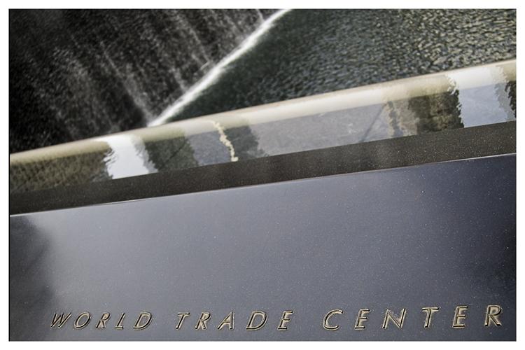 New York: 911 Memorial (WTC)
