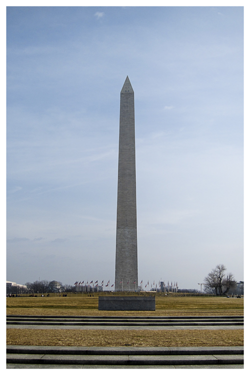 Washington: Monument