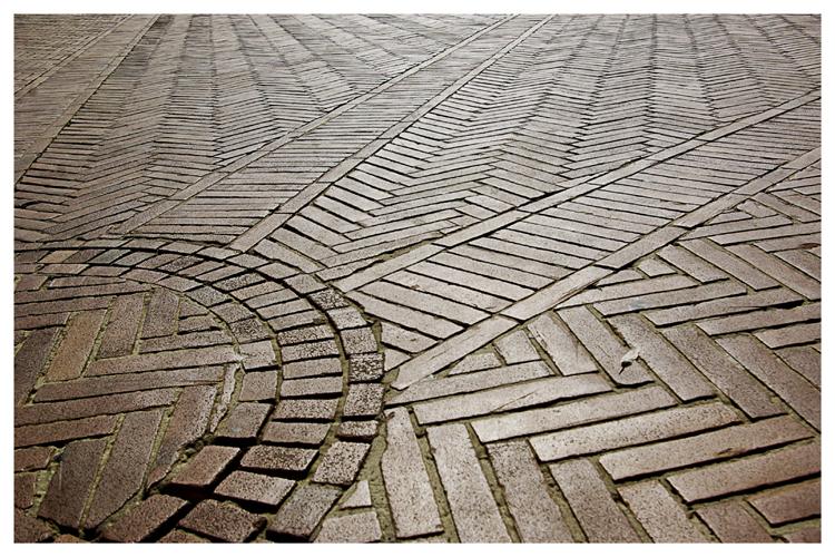 San Gimignano: Tiles