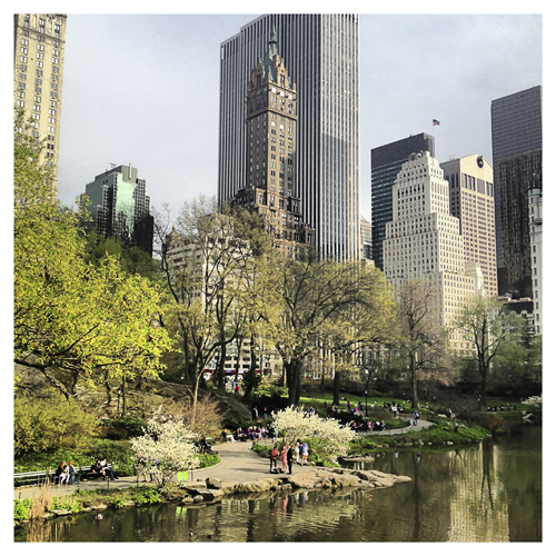 New York: Central Park (Instantâneo)