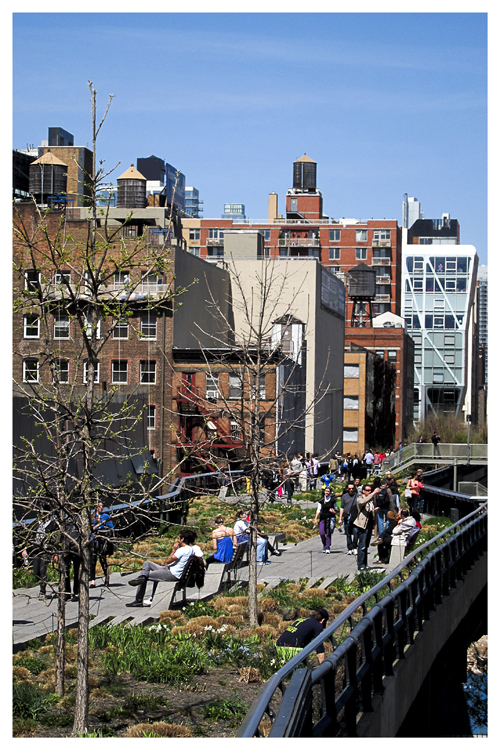 New York: Highline