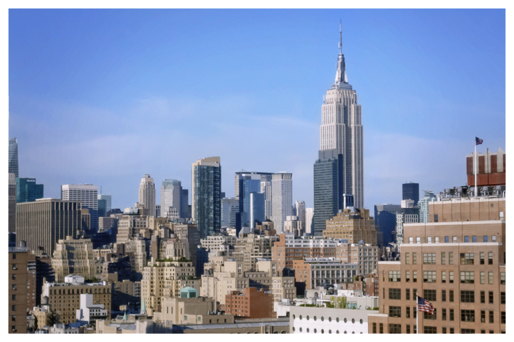New York: Midtown Skyline