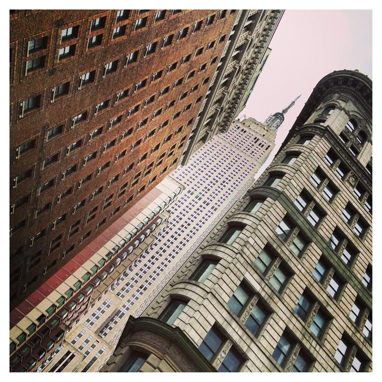 New York: Empire State Building (Instantâneo)