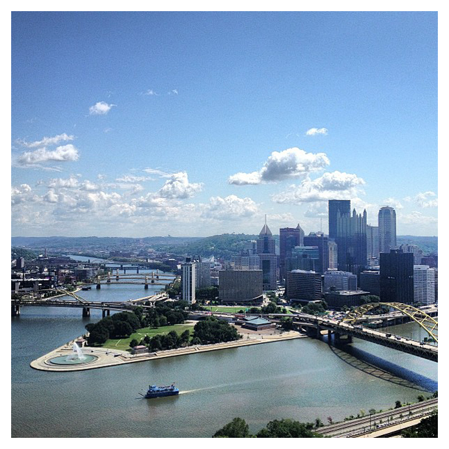 Pittsburgh: Downtown (Instantâneo)