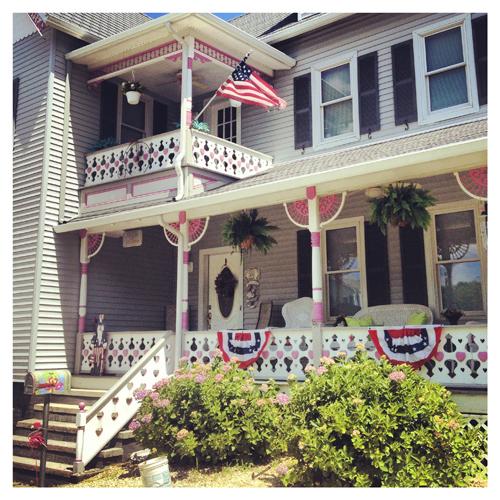 Bradley Beach: Americana (Instantâneo)