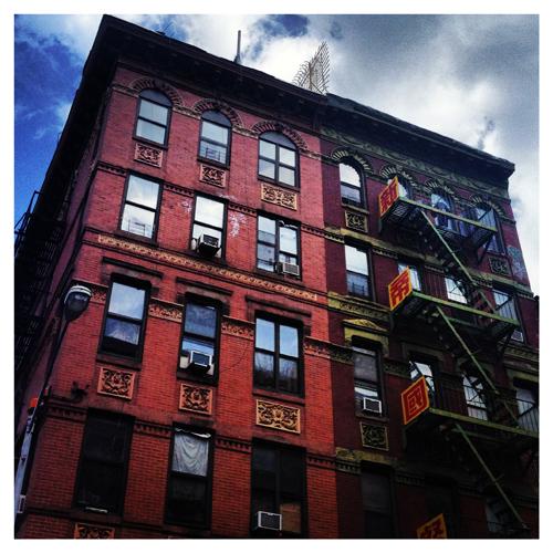 New York: Chinatown (Instantâneo)