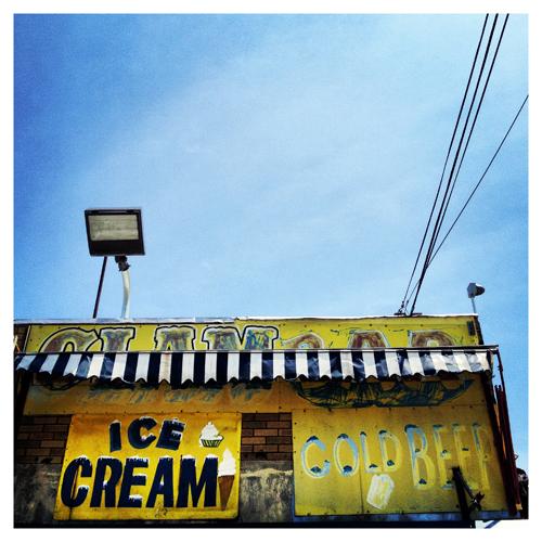 Ice Cream & Cold Beer | New York | Jaime Scatena