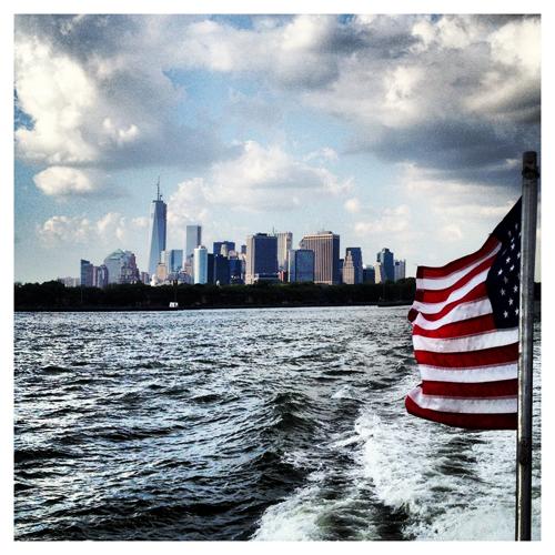 New York: Downtown Skyline (Instantâneo)