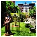New York: Elisabeth St Garden (Instantâneo)