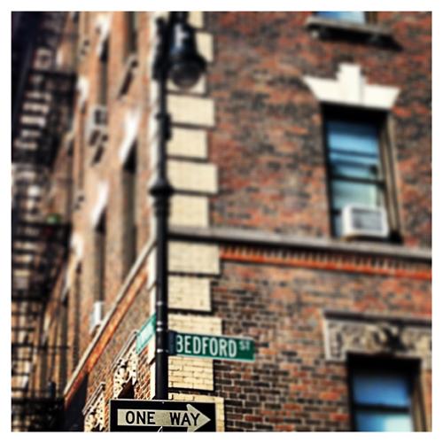 New York: Bedford St (Instantaneo)