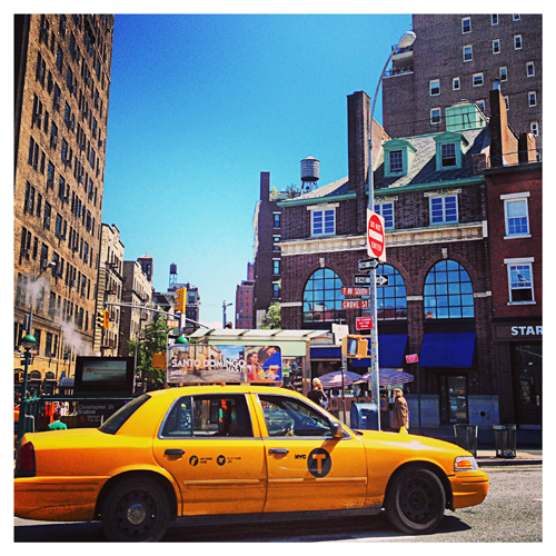 New York: Yellow Cab (Instantaneo)