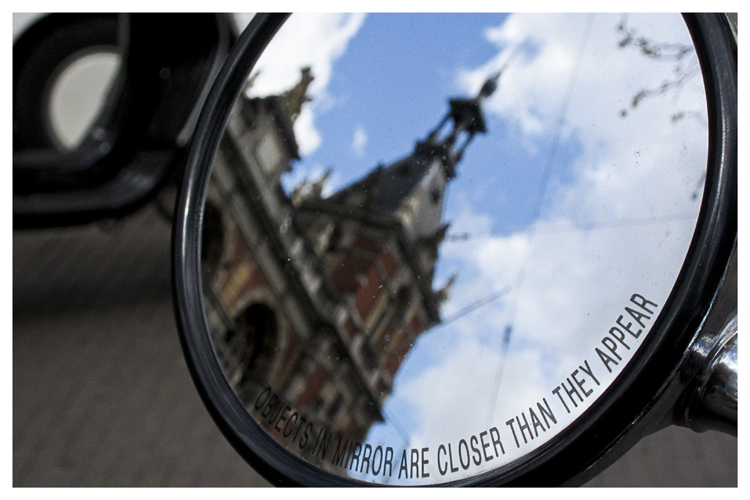 Amsterdam: Closer than they appear (Not Really There)